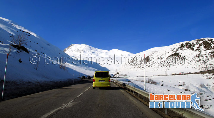 Day Tours Andorra from Barcelona